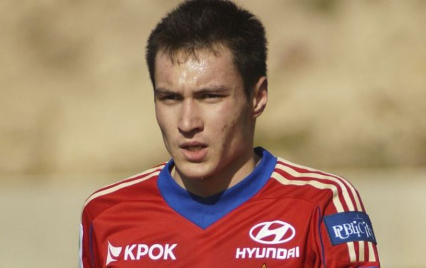 Вячеслав Караваев в ЦСКА