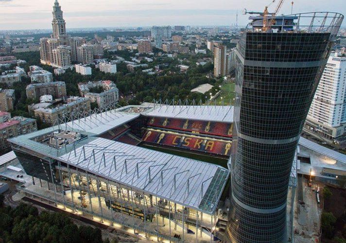 ЦСКА начал продавать абонементы на новый стадион