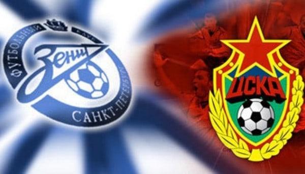 Матч между Зенитом и ЦСКА в 4 туре РФПЛ  закончился ничейным счетом 1-1