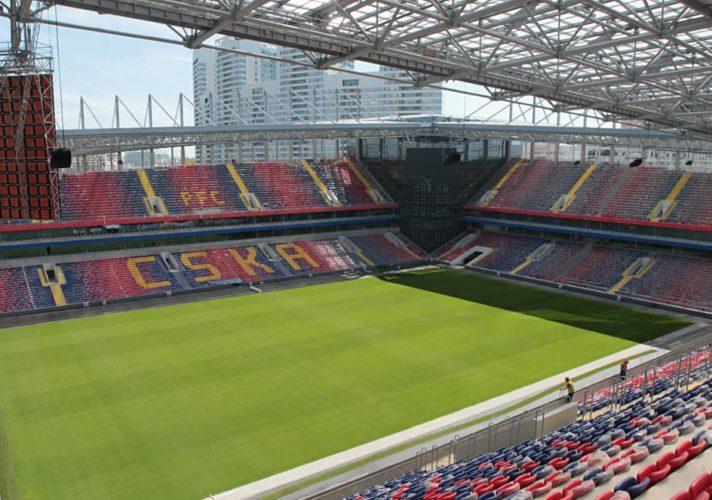 Гинер: «Арена ЦСКА» - неофициальное название нового стадиона, мы ищем бренд