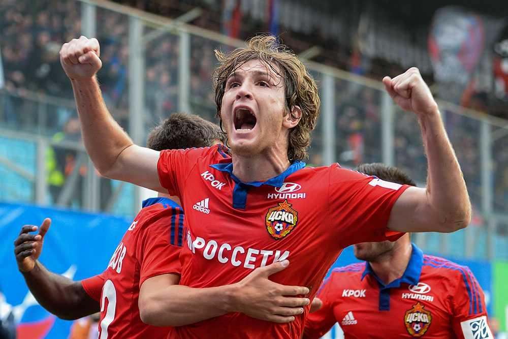 Защитник ПФК ЦСКА Марио Фернандес сможет выступить за сборную России раньше мая.