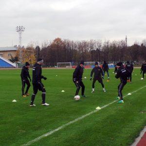 тренировка ЦСКА