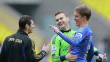 «Акинфеев готовится к игре с «Монако», Дзагоев – нет», — сообщил Слуцкий.