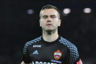 По мнению поклонников красно-синих лучшим игроком сентября стал Игорь Акинфеев