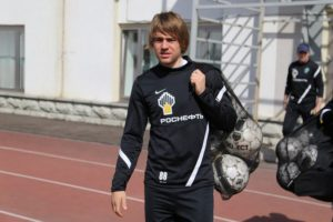 Панченко не может вернуться в ЦСКА этой зимой – сказал Орещук.