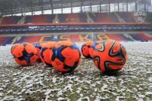 Мячи на ВЭБ Арене