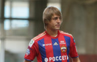 Кирилл Панченко в ЦСКА