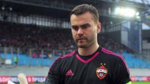 Акинфеев: Не знаю, что бы я делал, если бы не попал в профессиональный спорт