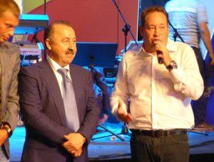 Газзаев и Слуцкий