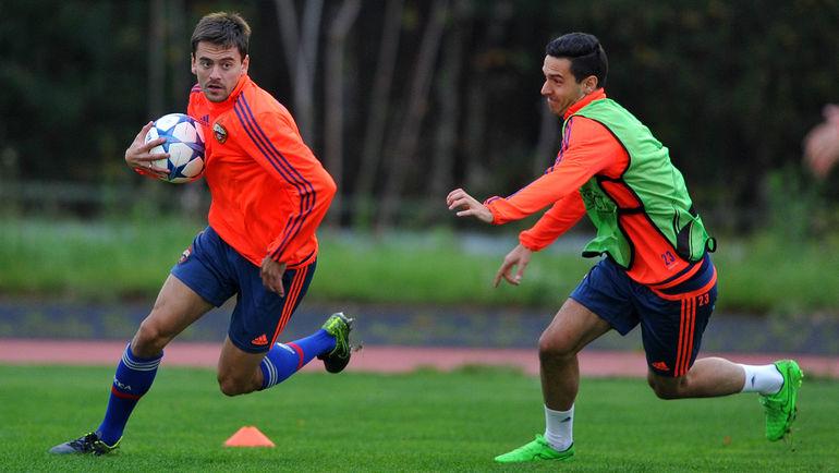 Щенников и Миланов