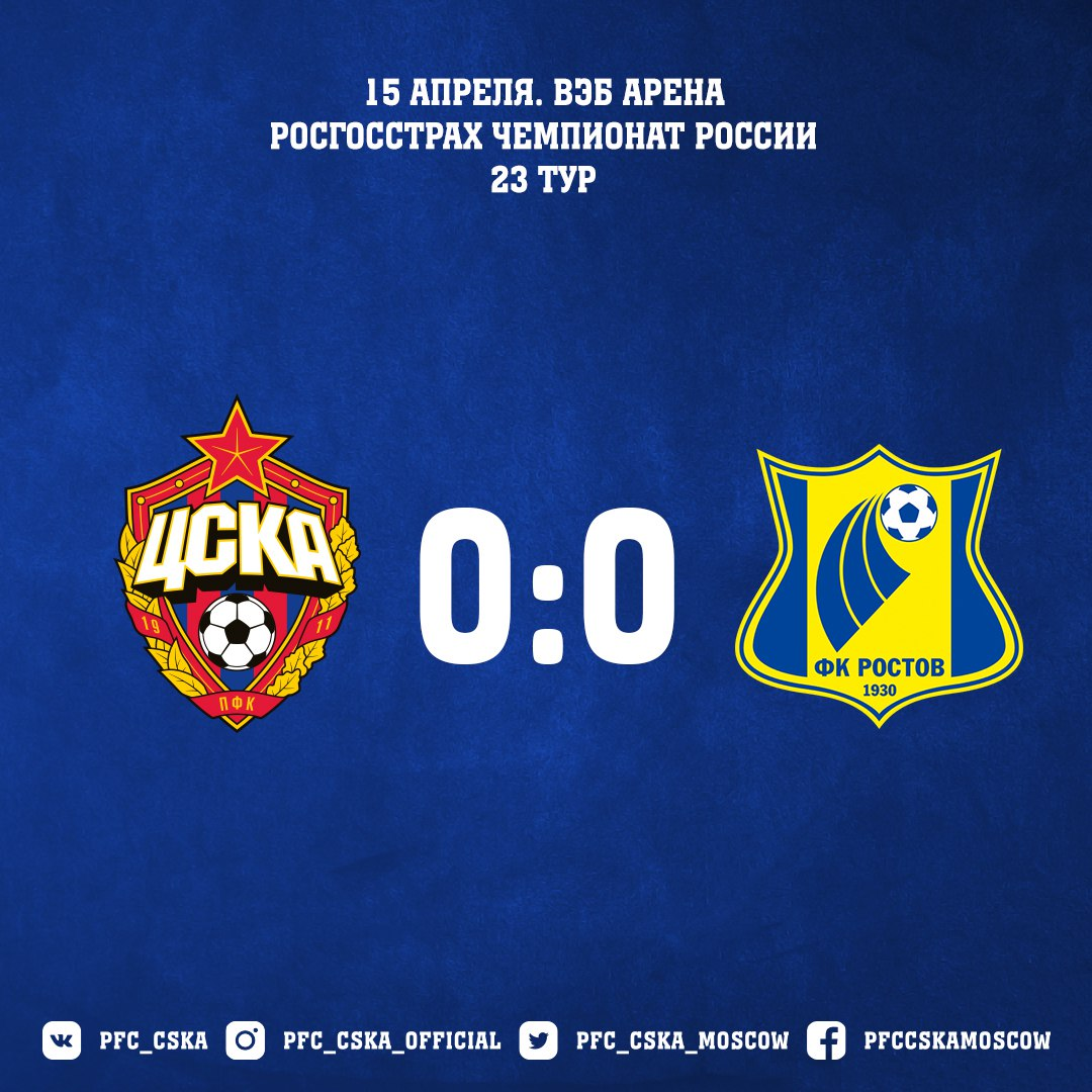 """0H2bRhwmZyg - ЦСКА - """"Ростов"""" - 0:0"""