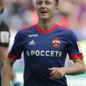 Александр Головин - ЦСКА