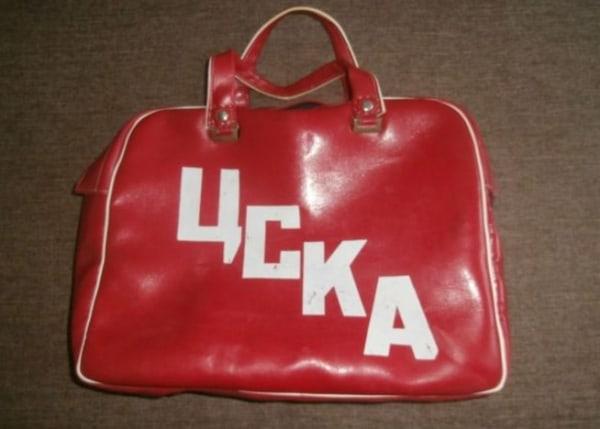 Сумка ЦСКА