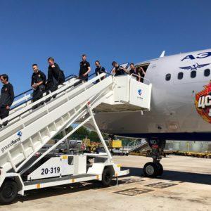 WQFlrxTCkCs 300x300 - Игроки ЦСКА в Лиссабоне попали в пробку