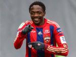 Экс-нападающий ЦСКА Муса признан футболистом года в Нигерии