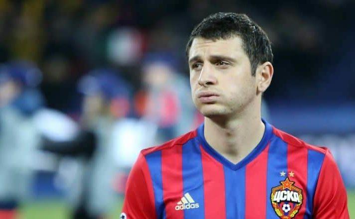 Алан Дзагоев в ЦСКА