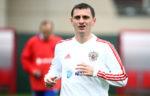 Дзагоев может вернуться в общую группу сборной до плей-офф