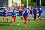 ЦСКА обыграл «Кубаночку» и возглавил турнирную таблицу