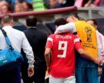 Алан Дзагоев не летит со сборной на матч с Египтом