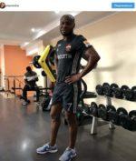 Игбун провел тренировку в форме ЦСКА