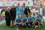 В Москве прошёл 17 мини-футбольный турнир памяти Сергея Перхуна