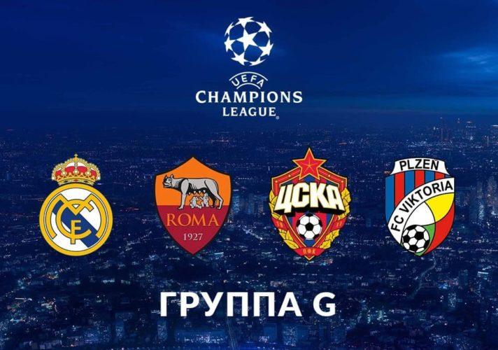 ЦСКА Лига чемпионов