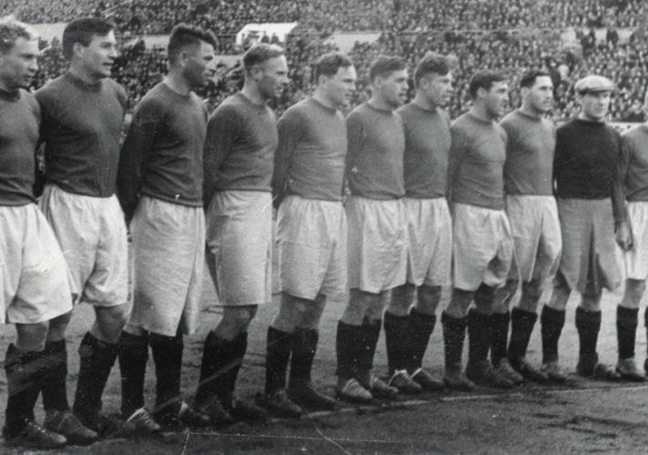 ЦСКА - Чемпион 1947