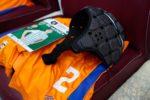"""Марио Фернандес выйдет на поле с """"Ахматом"""" в шлеме"""