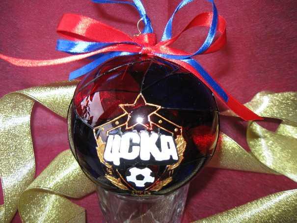 Новый год ЦСКА