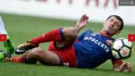 Алан Дзагоев получил травму на тренировке команды