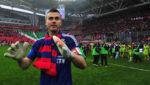 Капитану ПФК ЦСКА Игорю Акинфееву – 33