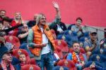 Милош Красич посетил игру ЦСКА – Крылья Советов