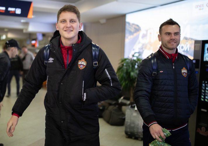 Дивеев и Акинфеев