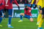 ЦСКА проиграл 1:3 Ростову в 12 туре РПЛ