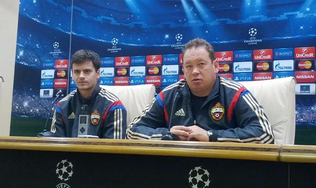 Щенников и Слуцкий