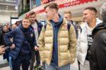 Команда ПФК ЦСКА отправилась на второй сбор в Кампоамор