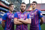 CSKA TV: Зацените нашу новую форму от JOMA