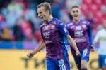 ПФК ЦСКА выиграл у Тамбова – 2:1 во 2 туре РПЛ